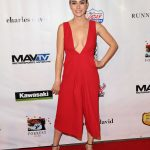 Allison Paige at the Sony Pictures Running Wild Premiere at TCL Chinese Theatre in Hollywood