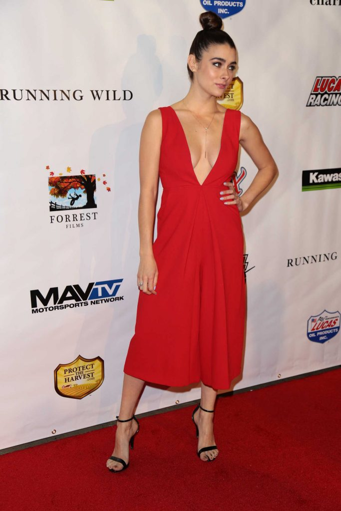 Allison Paige at the Sony Pictures Running Wild Premiere at TCL Chinese Theatre in Hollywood-2