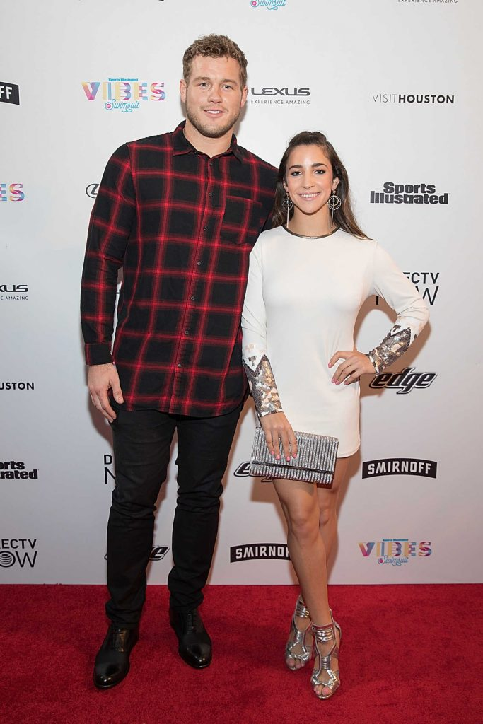 Aly Raisman at the 2017 Sports Illustrated Swimsuit Vibes Festival in Houston-3