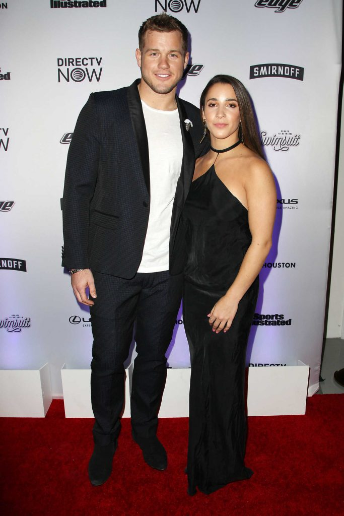 Aly Raisman at the Sports Illustrated Swimsuit Edition Launch Event in New York-4