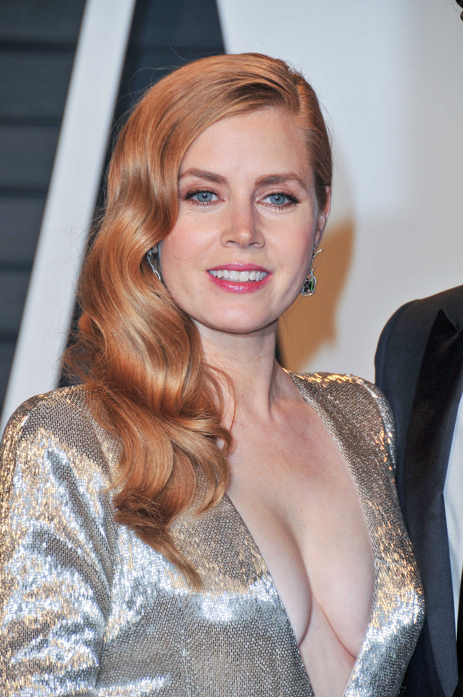 Amy Adams at the 2017 ...