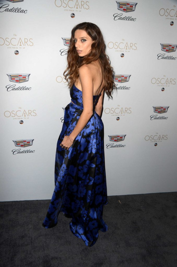 Angela Sarafyan at the Cadillac Celebrates the 89th Annual Academy Awards in Los Angeles-3