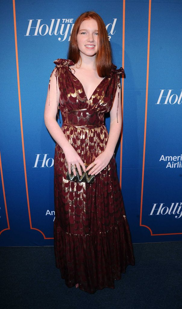 Annalise Basso at the Hollywood Reporter 5th Annual Nominees Night at Spago in Beverly Hills-2