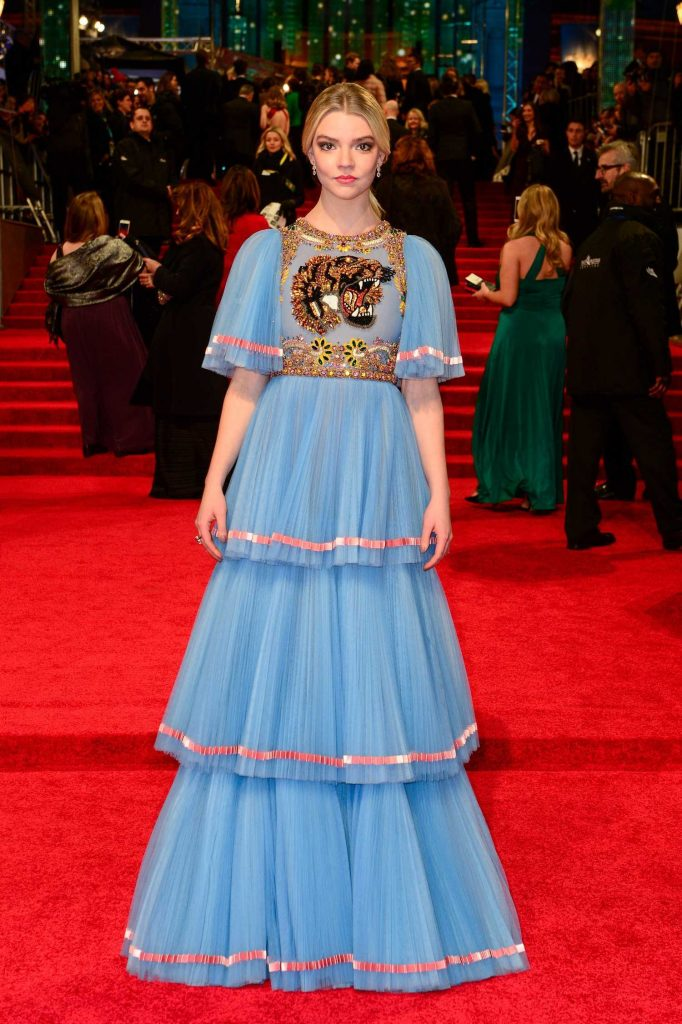 Anya Taylor-Joy at the 70th Annual EE British Academy Film Awards in London-1