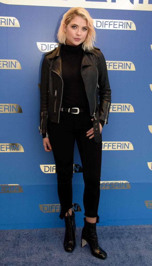 Ashley Benson Celebrates Launch of Differin Gel in New York-2