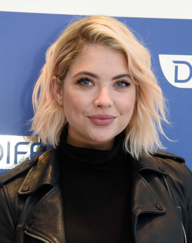 Ashley Benson Celebrates Launch of Differin Gel in New York-5