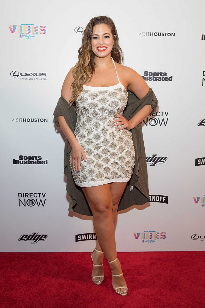 Ashley Graham at the 2017 Sports Illustrated Swimsuit Vibes Festival in Houston-3