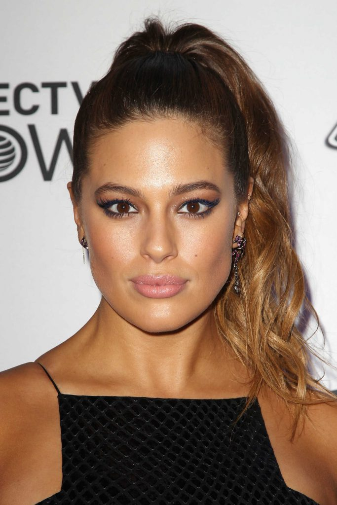 Ashley Graham at the Sports Illustrated Swimsuit Edition Launch Event in New York-5