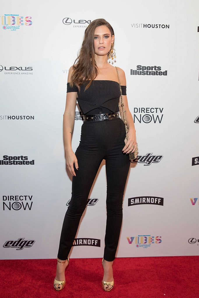 Bianca Balti at the 2017 Sports Illustrated Swimsuit Vibes Festival in Houston-1