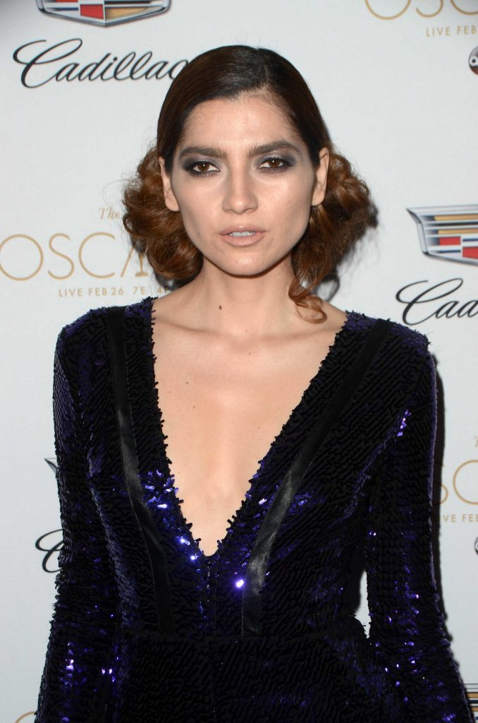 Blanca Blanco at the Cadillac Celebrates the 89th Annual Academy Awards in Los Angeles-2