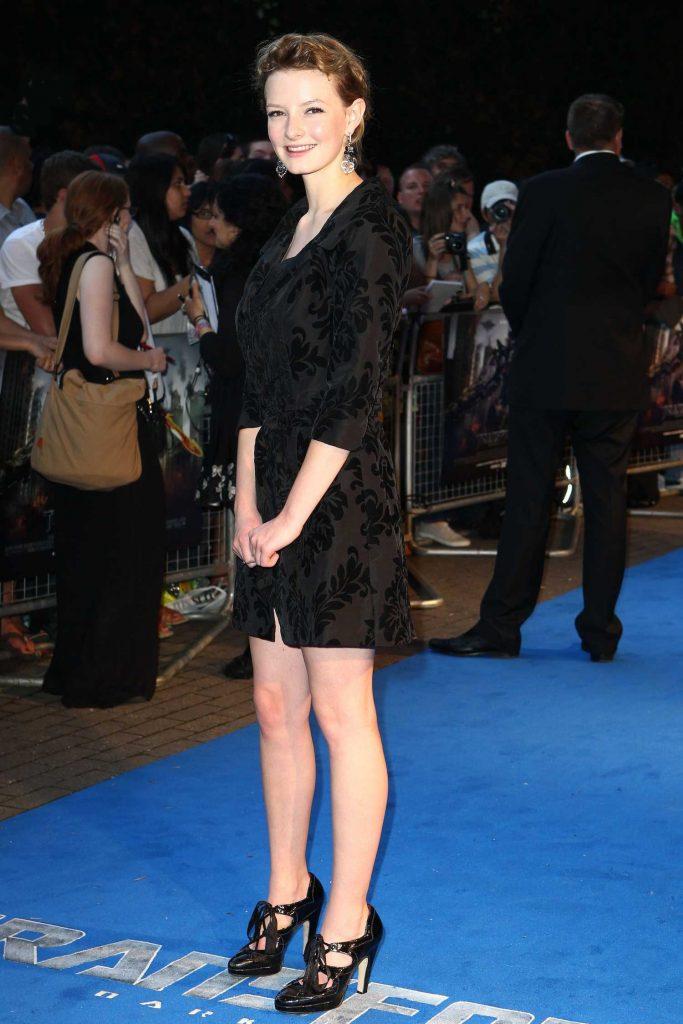 Dakota Blue Richards at the Transformers Dark of The Moon UK Premiere in London-5