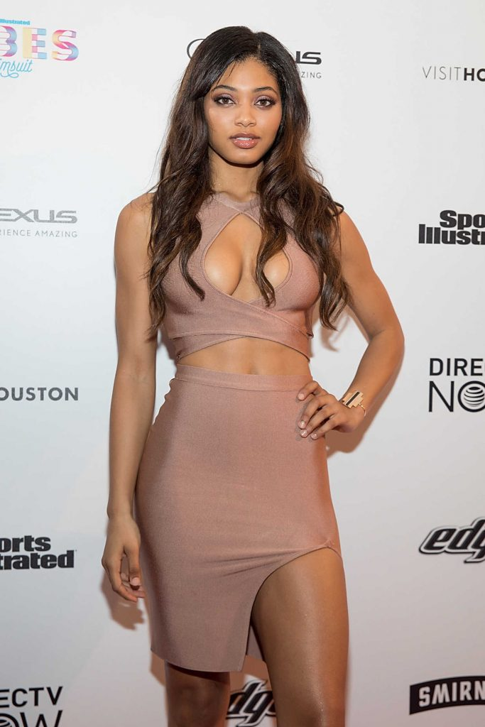 Danielle Herrington at the 2017 Sports Illustrated Swimsuit Vibes Festival in Houston-2