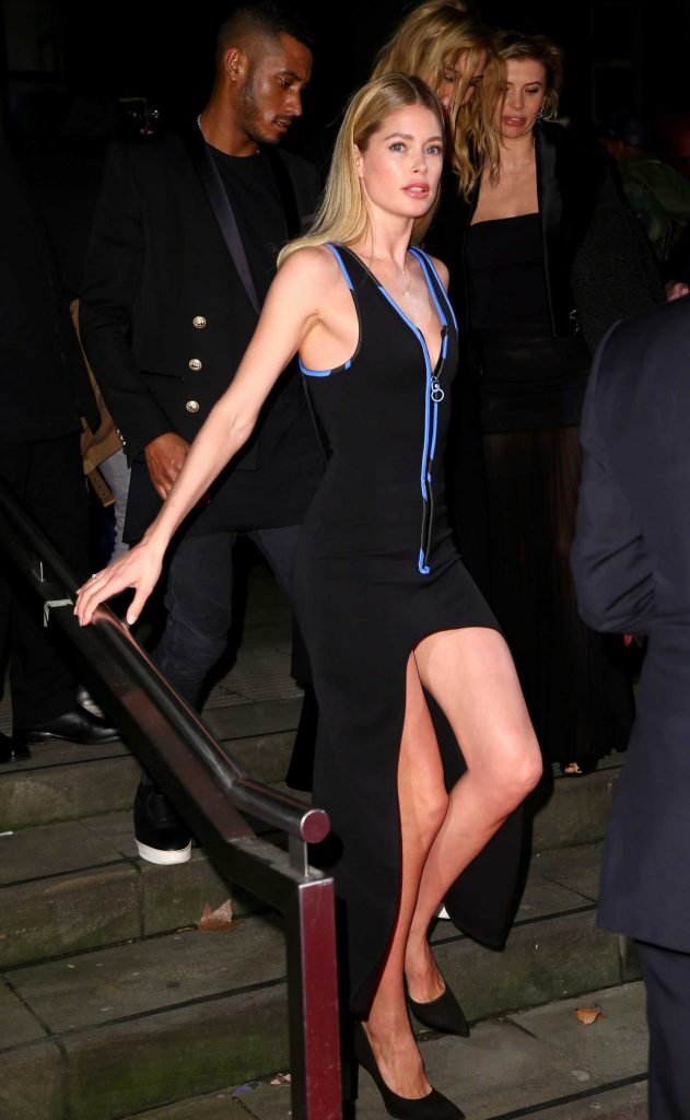 Doutzen Kroes at the Naked Heart Foundation Fabulous Fund Fair in London-5