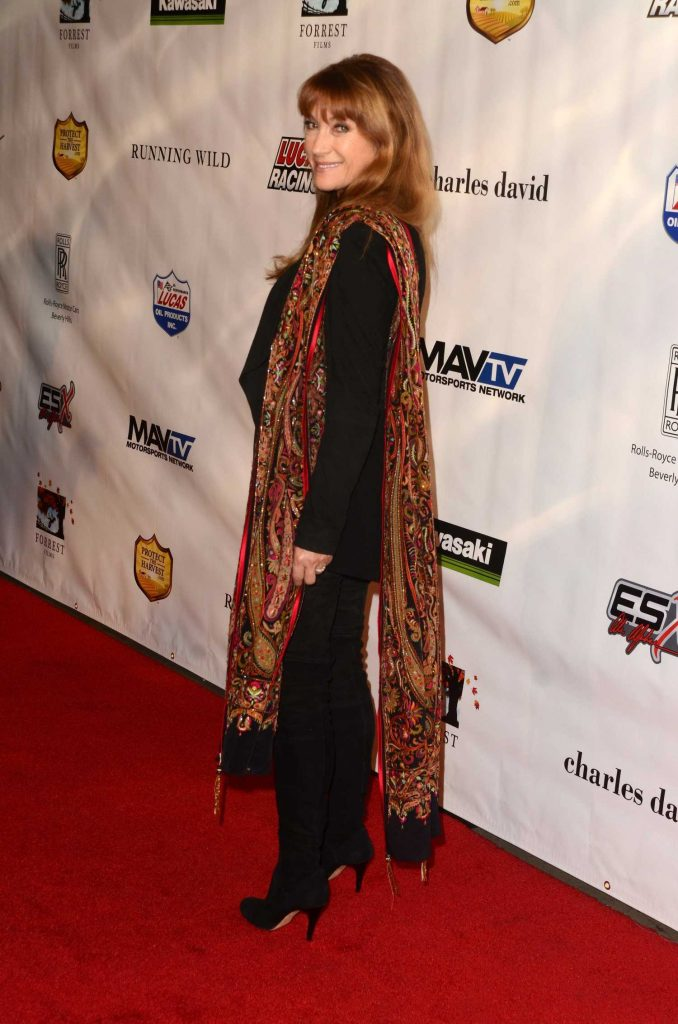 Jane Seymour at the Sony Pictures Running Wild Premiere at TCL Chinese Theatre in Hollywood-3