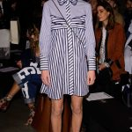 Kate Bosworth at the House of Holland Show During the London Fashion Week