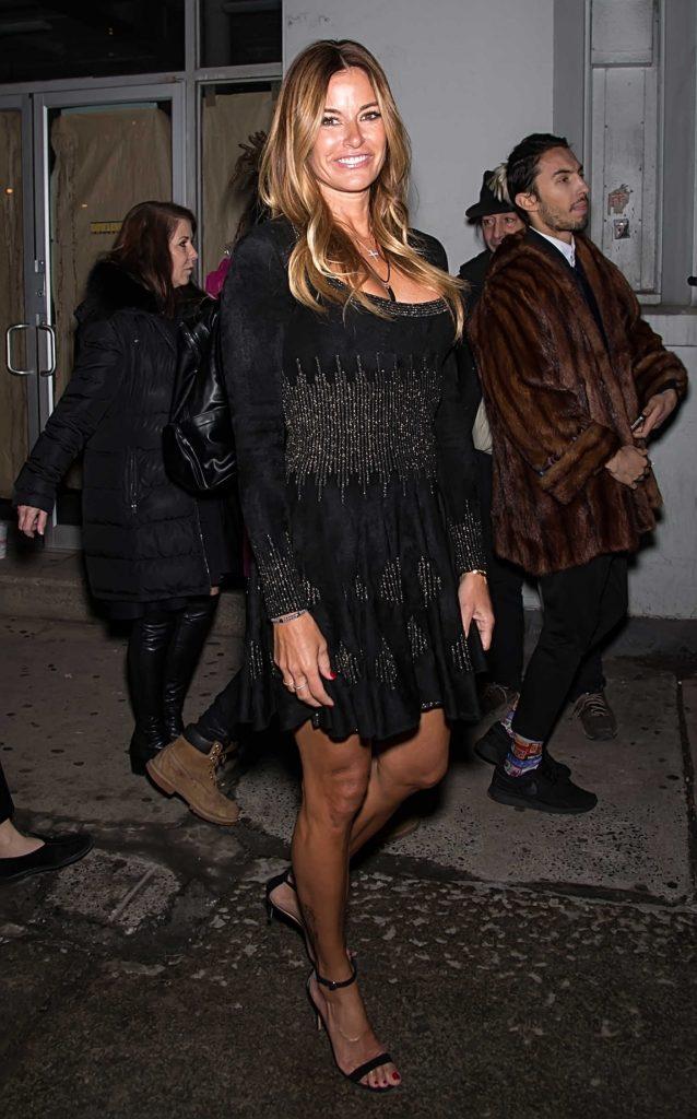 Kelly Bensimon at the Zac Posen Presentation During the New York Fashion Week-3