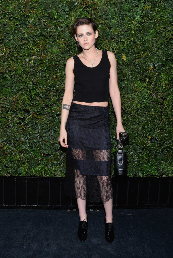 Kristen Stewart at the Charles Finch and Chanel Annual Pre-Oscar Awards Dinner in Beverly Hills-1