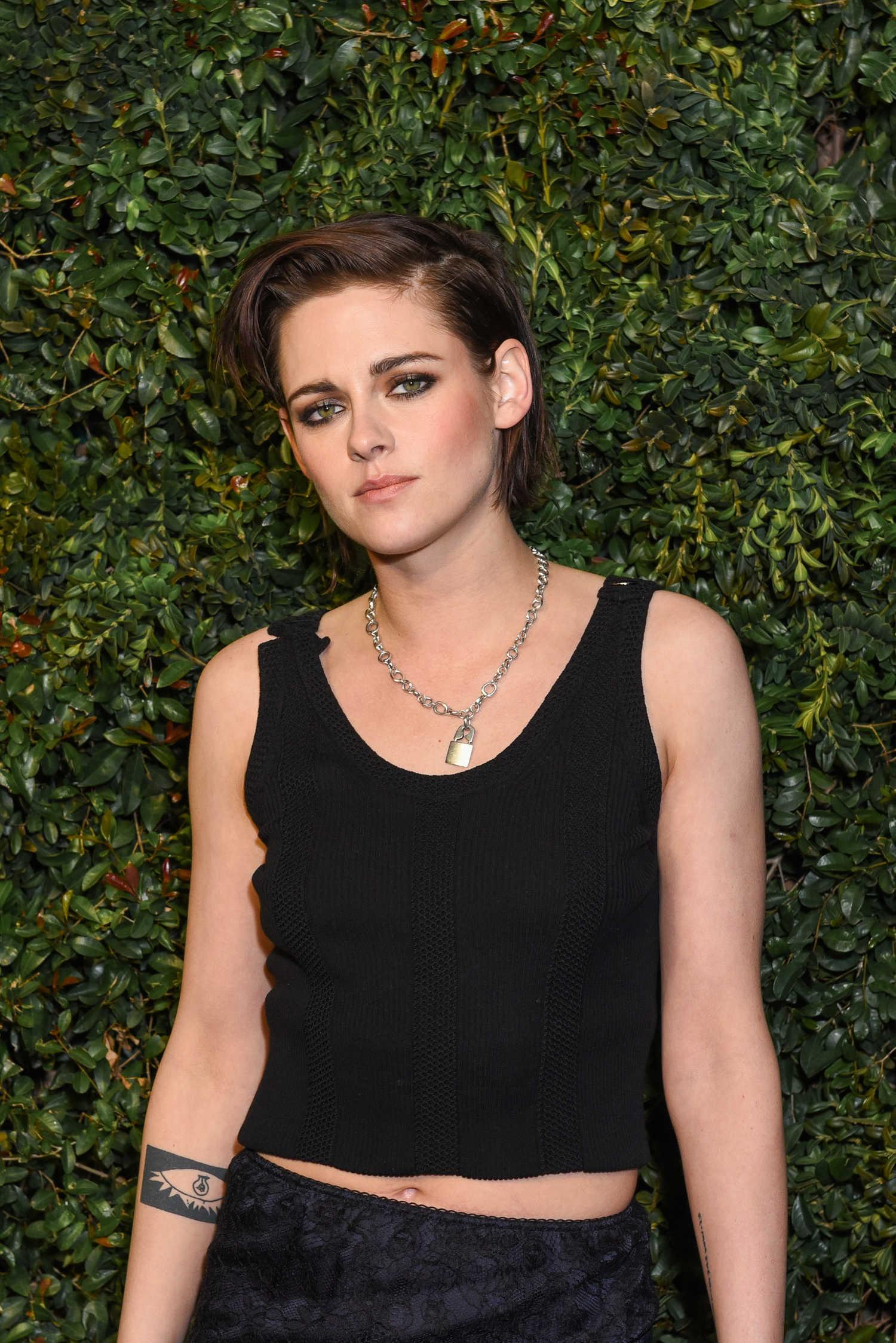 Kristen Stewart at the Charles Finch and Chanel Annual Pre ... Kristen Stewart