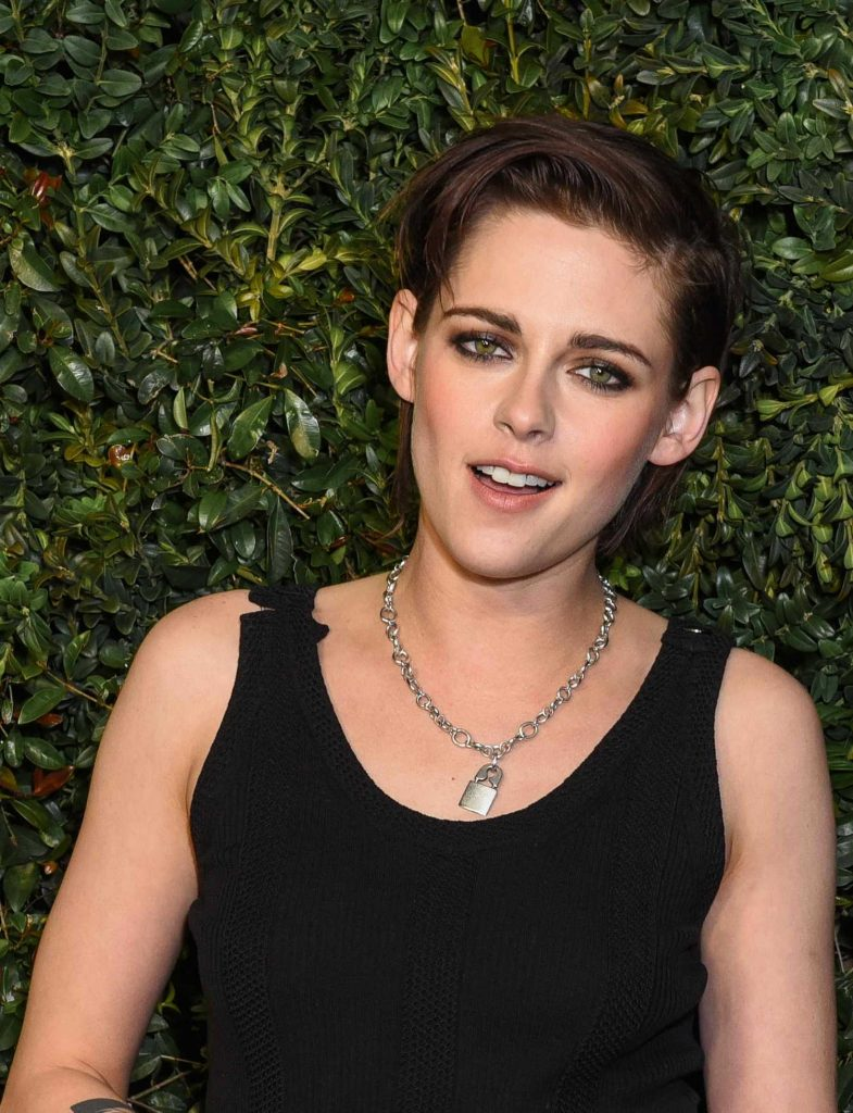 Kristen Stewart at the Charles Finch and Chanel Annual Pre-Oscar Awards Dinner in Beverly Hills-3