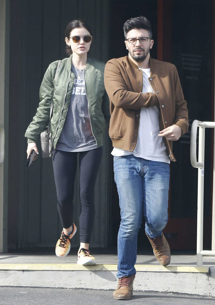 Lucy Hale Out for a Breakfast in Studio City-1