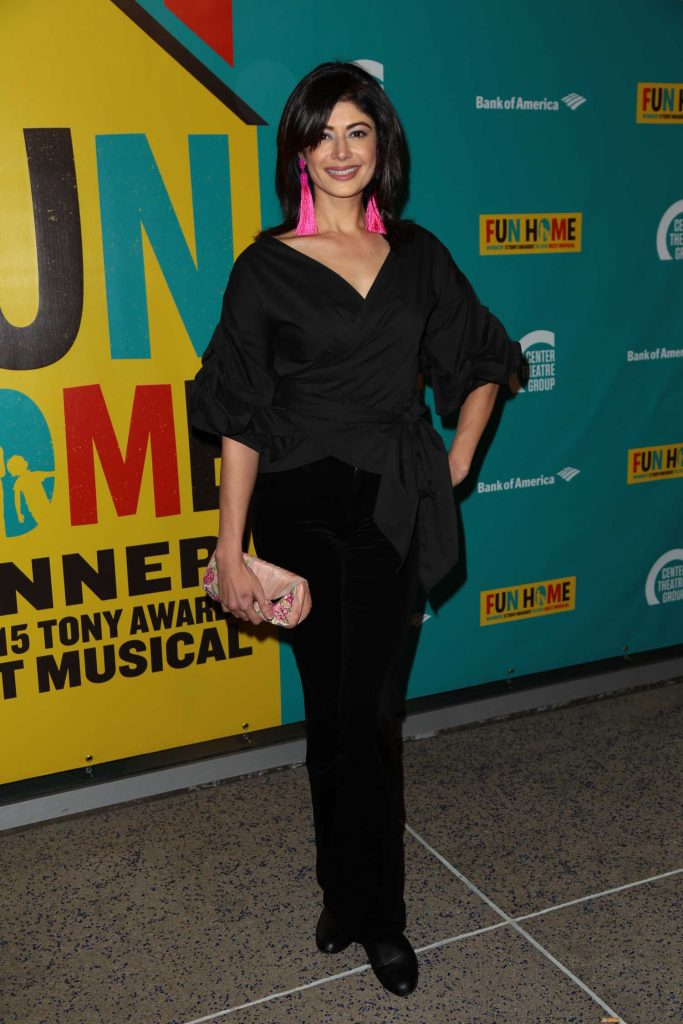 Poojah Patra at the Media Tip Fun Home at Ahmanson Theatre in Los Angeles-1