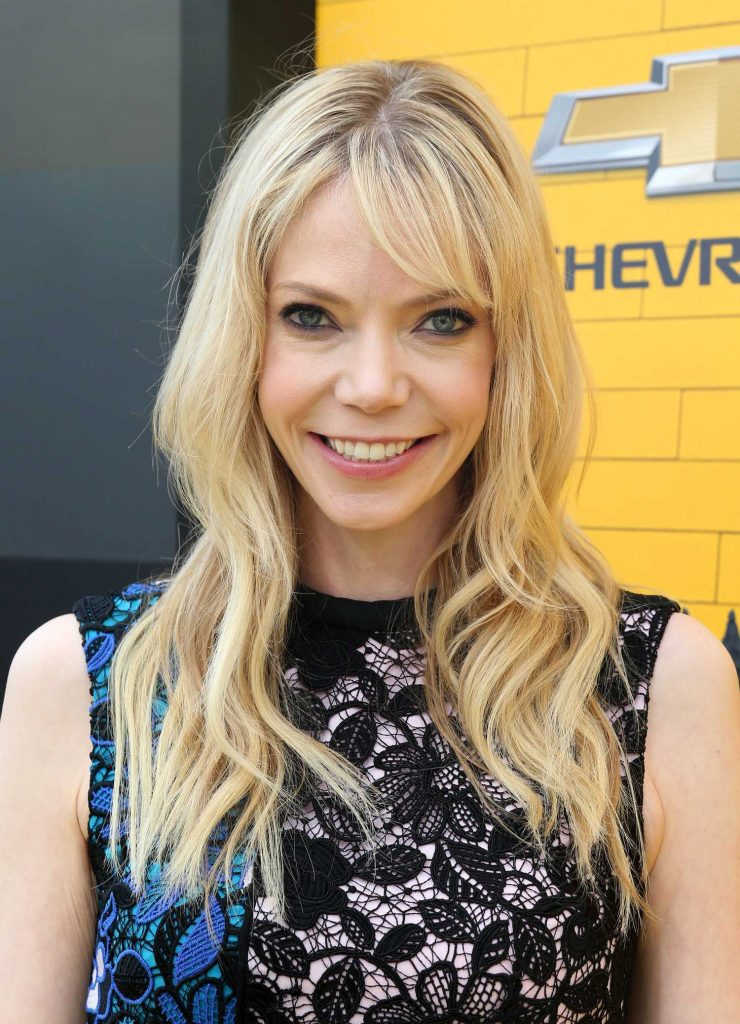 Riki Lindhome at The LEGO Batman Movie Premiere in Los ... Rosario Dawson