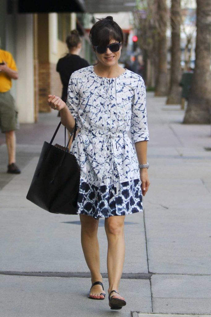 Selma Blair Was Seen Out in Los Angeles-1
