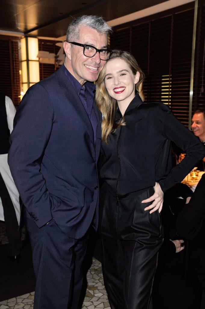 Zoey Deutch at the Women in Film Max Mara Face of the Future Award Dinner in LA-5