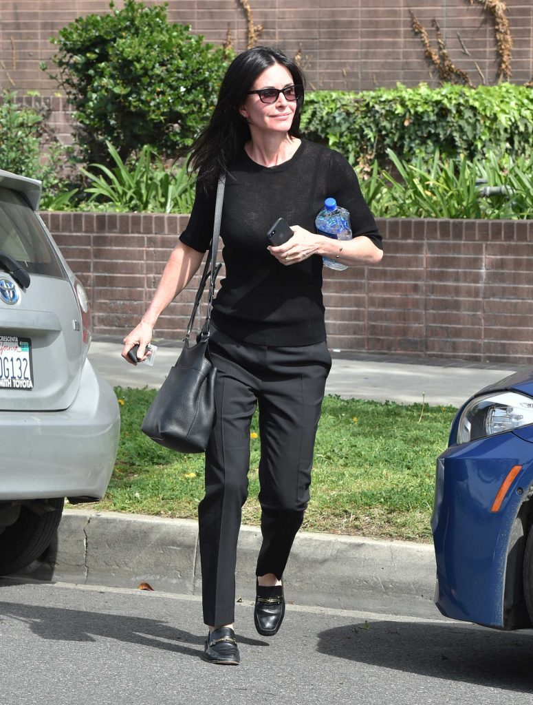 Courteney Cox Was Seen Out in Beverly Hills-2