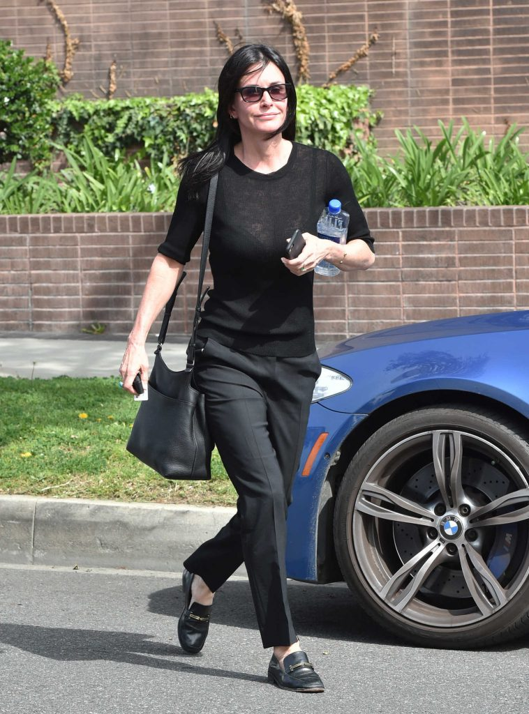Courteney Cox Was Seen Out in Beverly Hills-3