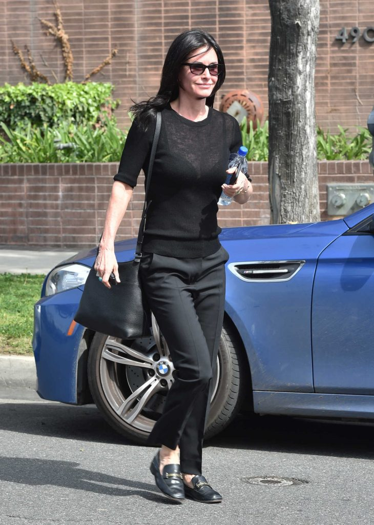 Courteney Cox Was Seen Out in Beverly Hills-4