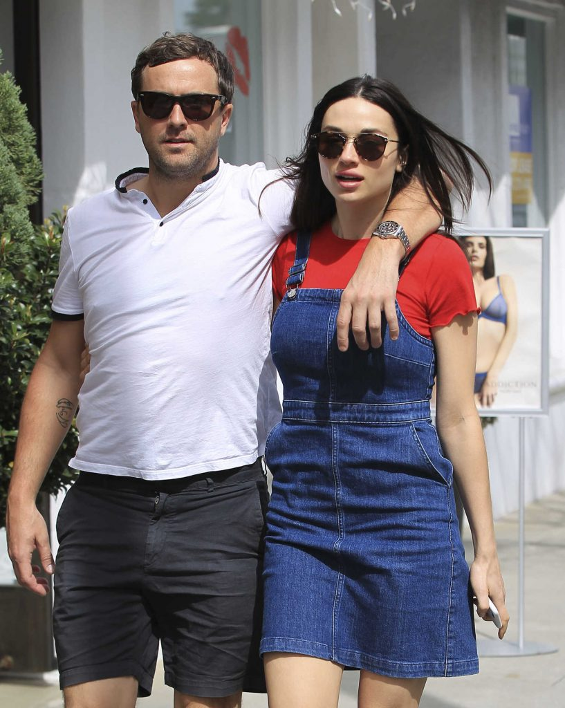 Crystal Reed Was Spotted With Her Boyfriend Darren McMullen Out in Beverly Hills-3