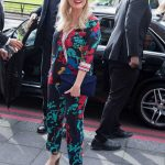 Emma Bunton at the Tric Awards at Grosvenor House in London