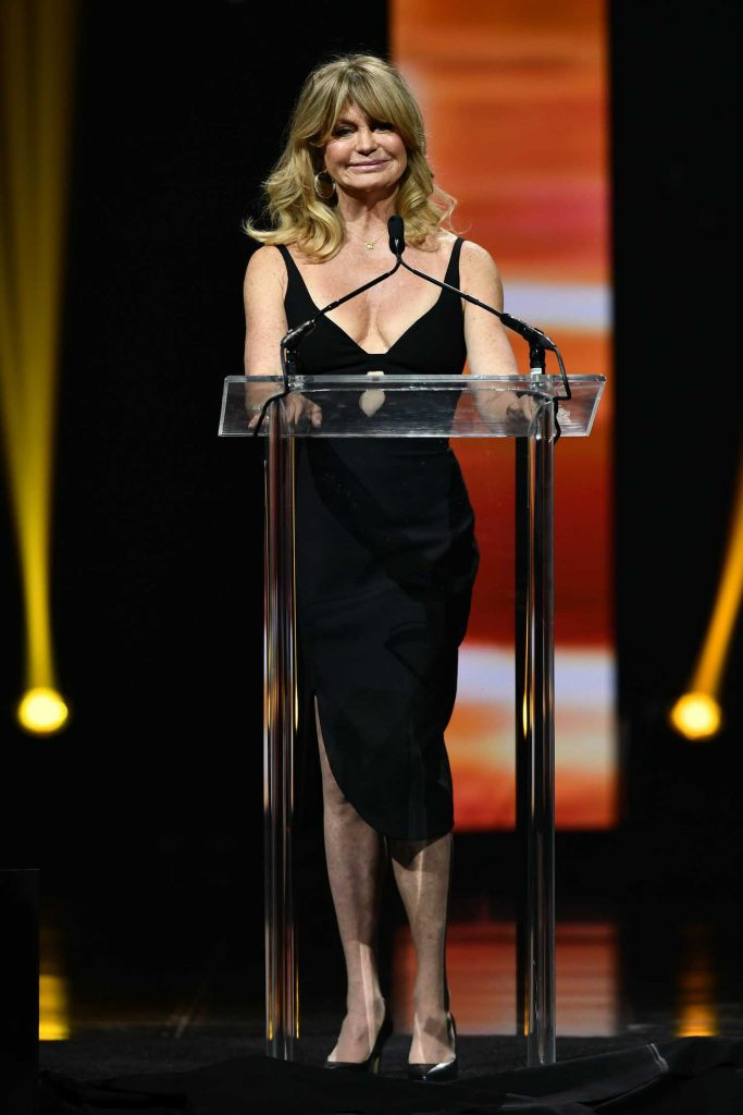 Goldie Hawn at the Big Screen Achievement Awards During the CinemaCon in Las Vegas-1