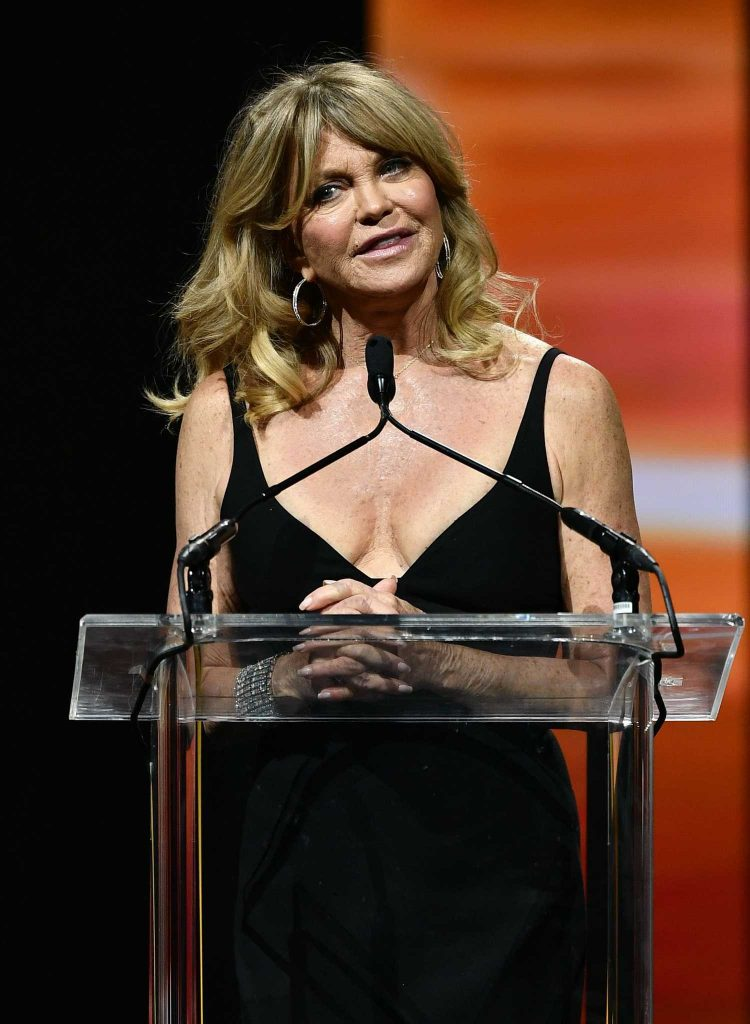 Goldie Hawn at the Big Screen Achievement Awards During the CinemaCon in Las Vegas-3
