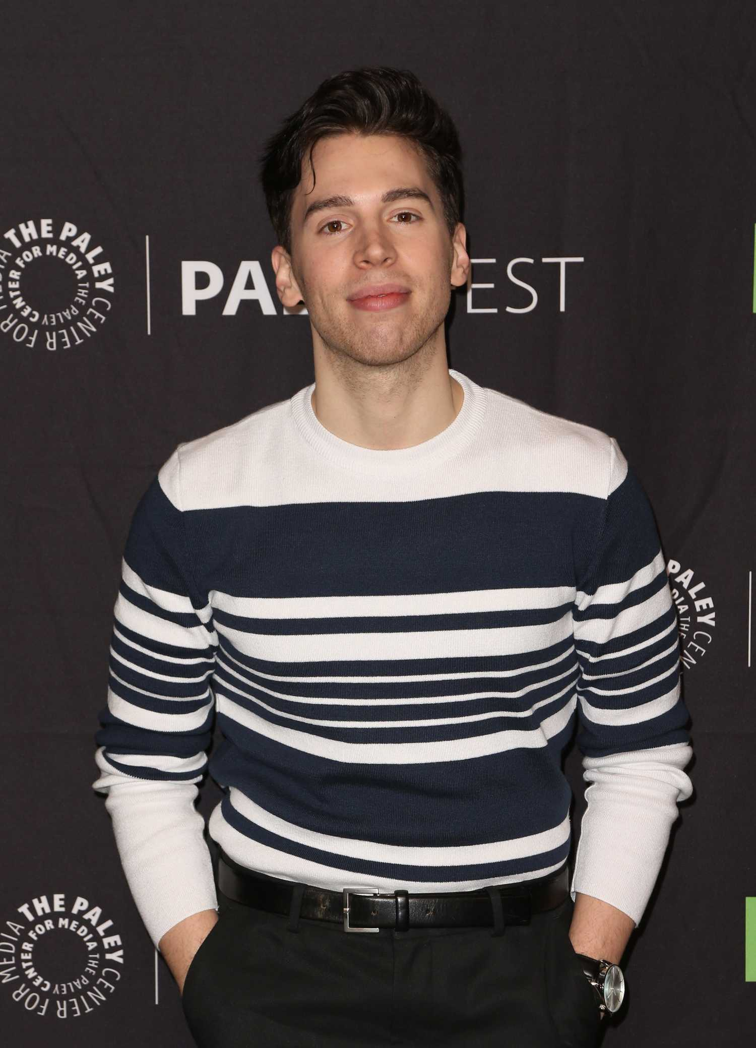 Jordan Gavaris at Orphan Black Presentation During the ...