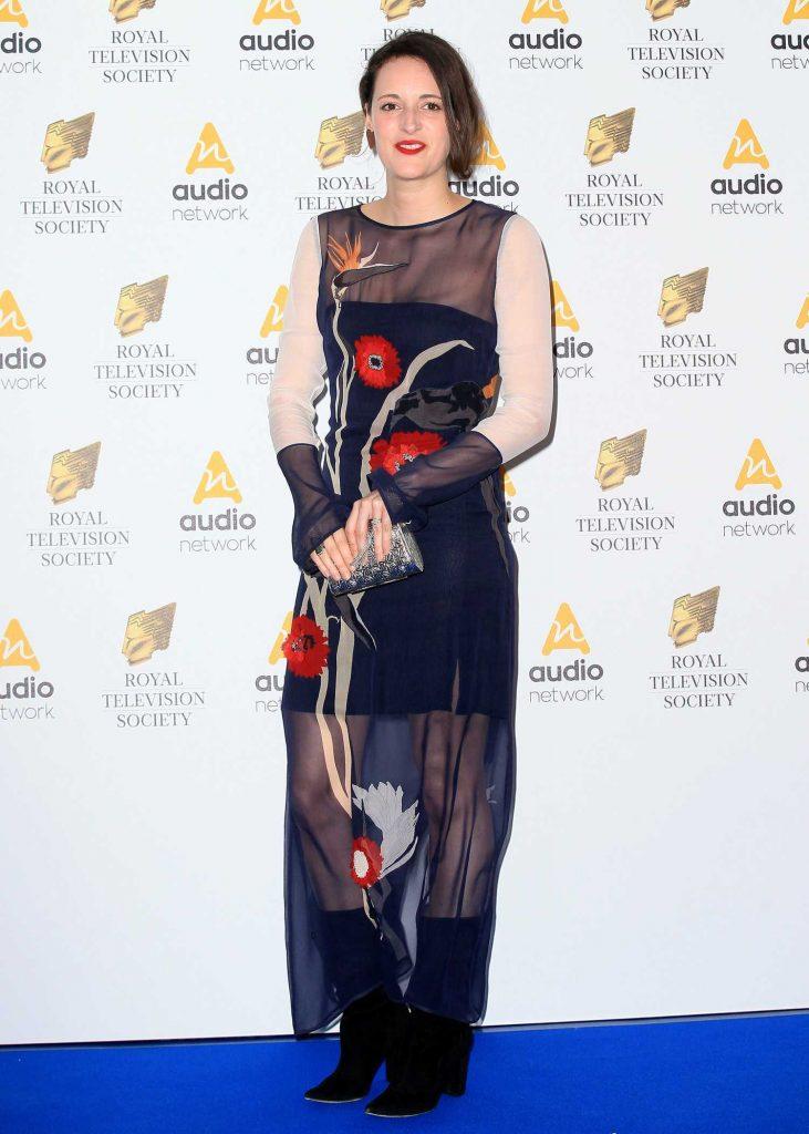 Phoebe Waller-Bridge at the Royal Television Society Programme Awards in London-2