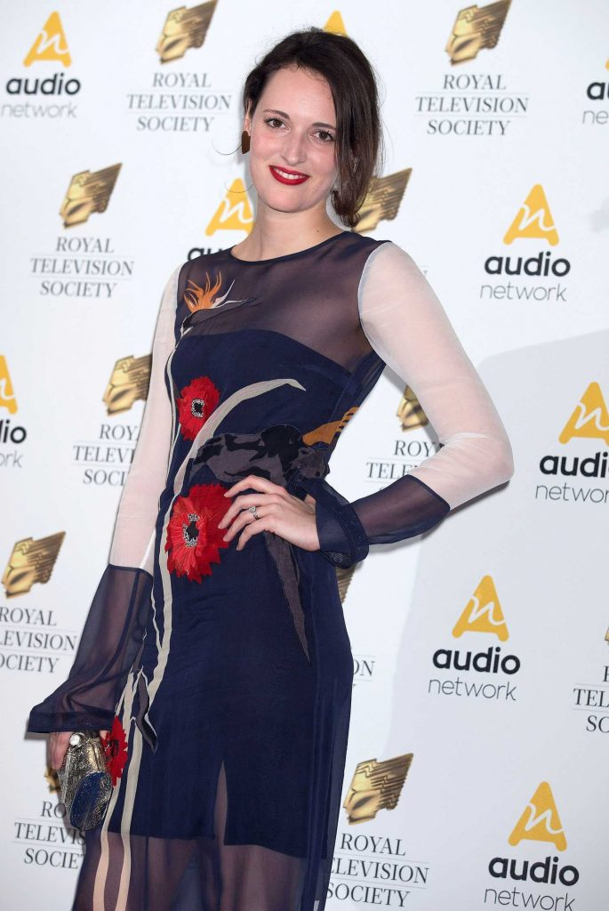 Phoebe Waller-Bridge at the Royal Television Society Programme Awards in London-4