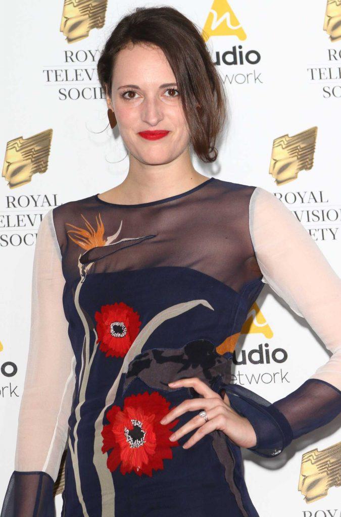 Phoebe Waller-Bridge at the Royal Television Society Programme Awards in London-5
