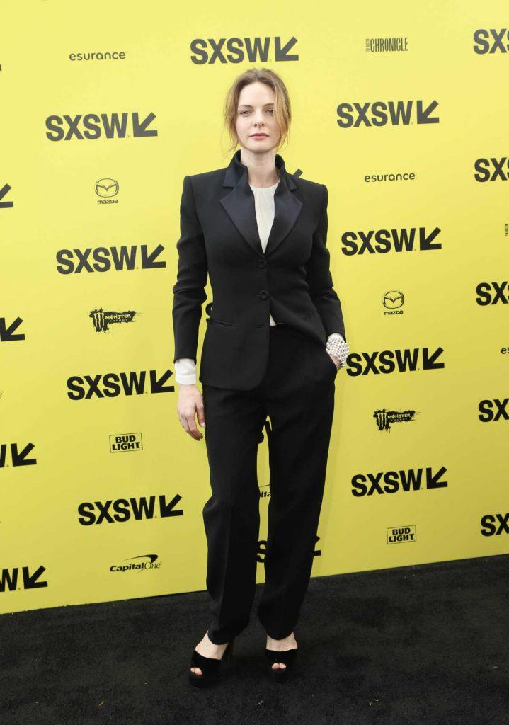 Rebecca Ferguson at the Life Premiere During the SXSW Festival in Austin-1