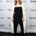Rosamund Pike at the Max Mara x Flaunt Dinner in Los Angeles