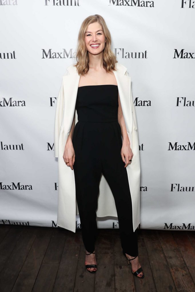 Rosamund Pike at the Max Mara x Flaunt Dinner in Los Angeles-2