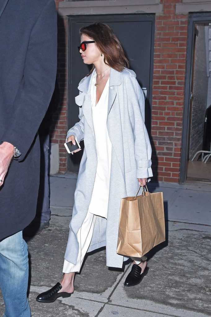 Selena Gomez Was Seen Out in New York-2