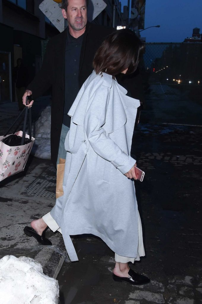 Selena Gomez Was Seen Out in New York-4
