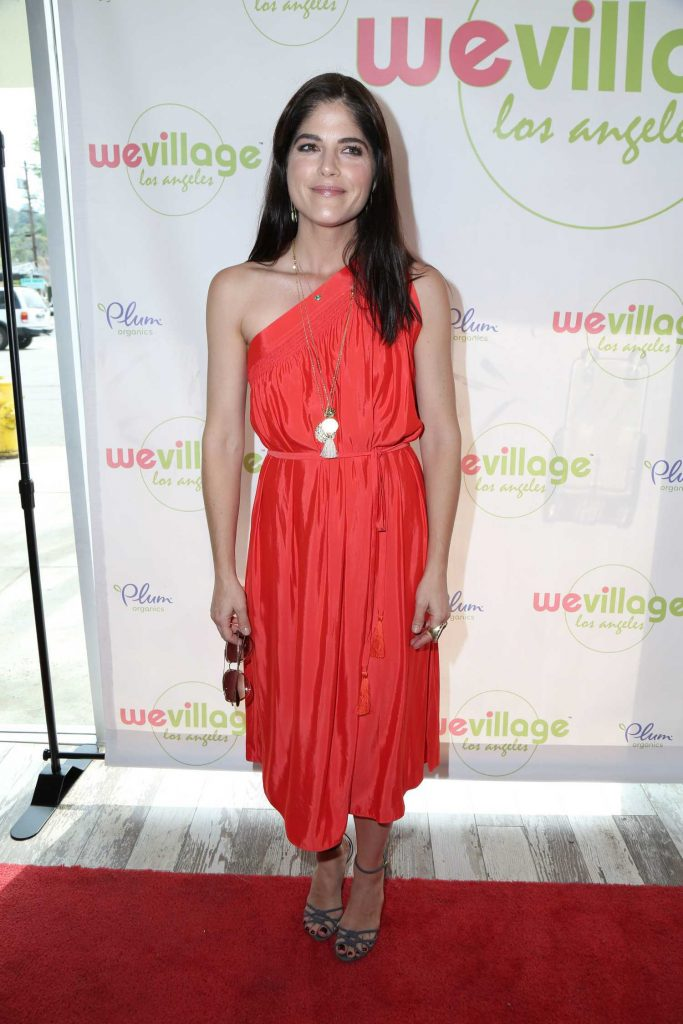 Selma Blair at the Grand Opening of WeVillage's LA Flagship in Los Angeles-1