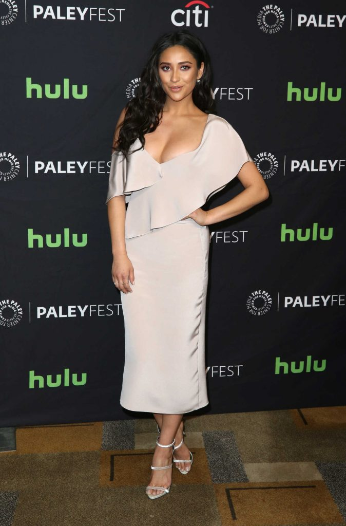 Shay Mitchell at the Pretty Little Liars Presentation During the Paleyfest LA in Los Angeles-1