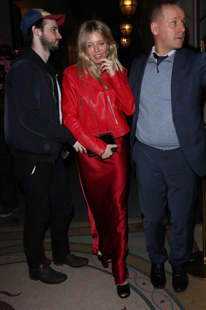 Sienna Miller Was Seen Out in Paris-1