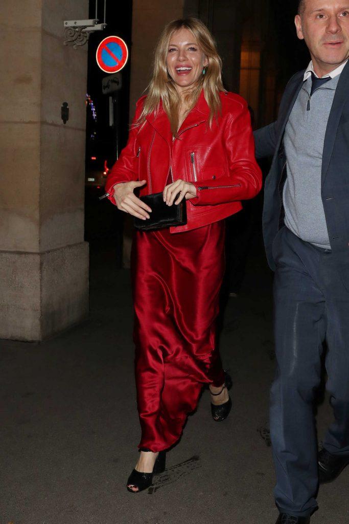Sienna Miller Was Seen Out in Paris-4