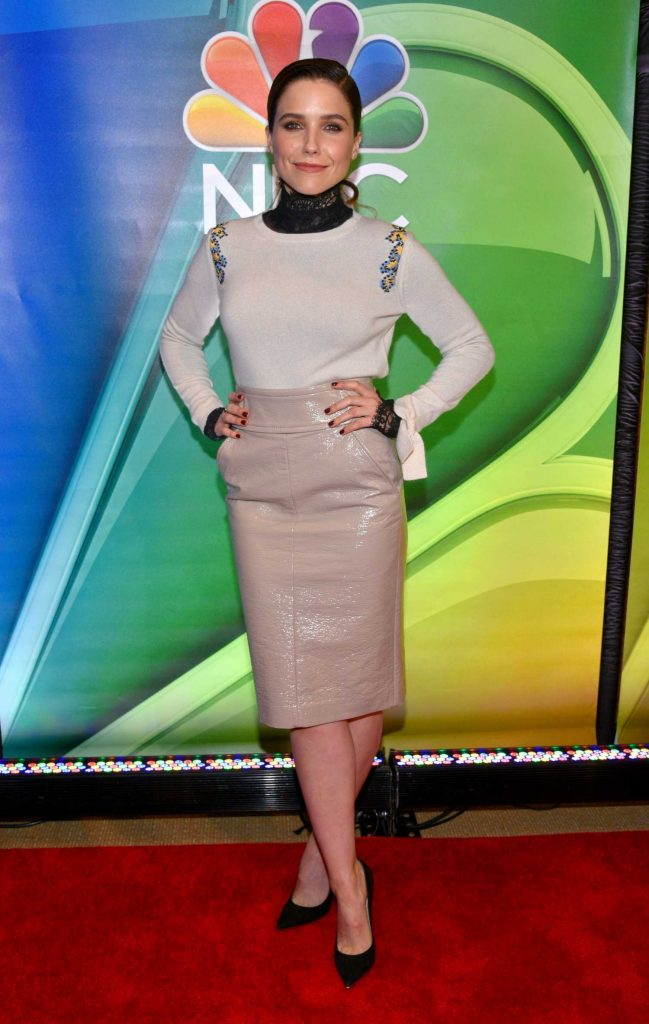 Sophia Bush at the NBC Mid Season Press Day in New York-1