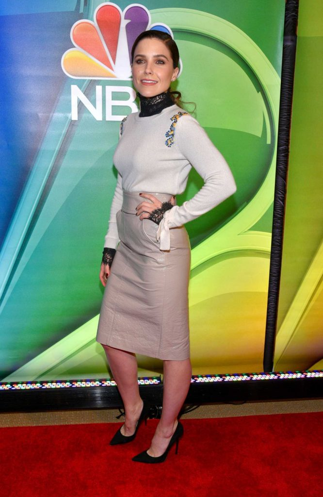 Sophia Bush at the NBC Mid Season Press Day in New York-2